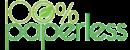 100%paperless